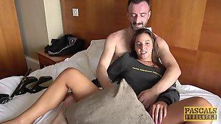 Lusty Teen British Minx Amirah Adara Gets Roughly Fucked In Bed