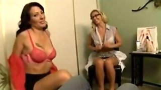 POV Stepmom & Stepson Goes To Therapy Because To Much Jerk Off