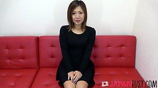 Adorable Japanese Amateur Loves Deep Creampie POV