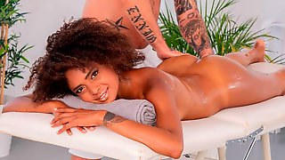 Sexy Brazilian Debuts And Squirts In A Hardcore Fuck