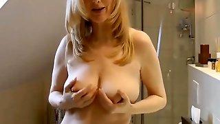 Dirty Tina - Danish Stepmom Fucked By Her Stepson