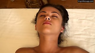 Orgasms Caused By Lesbian Pussy Massage