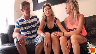 40yo Milf Sylvie And Tonio, An Amateur Couple, Wanted To Shoot For The First Time