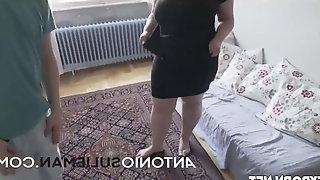 Antonio Fucks Mom With Big Tits