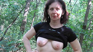 74yr Old Granny With Hairy Pussy