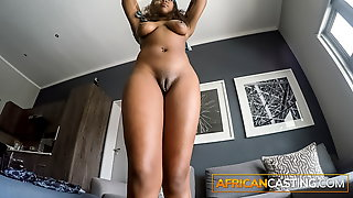 WHO IS SHE?? BLACK BABE WITH AMAZING TITS