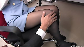 Threesome With Miku Sakuma Is A Memorable Experience For Those Dudes