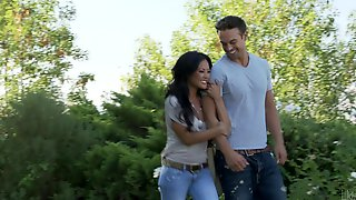 Romantic Sex With A Sexy Asian Doll Kaylani Lei