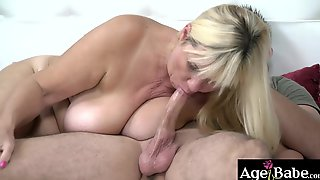 Big Tittied Granny Pam, Got Robs Teen Massive Johnson