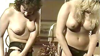 British Porn Movie From The 80s With Lots Of Classy Ladies