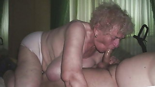 BUST YOUR WAD ON GRANNYS BOD!