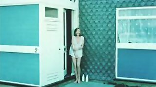 A Couple Of Nude And Sex Scenes From A Retro British Porn Movie
