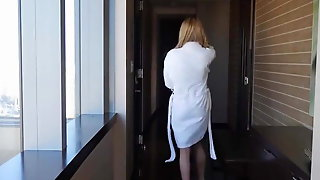 Amateur Milf Subil Arch Fucked And Creampied By Hotel Worker