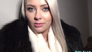 Public Agent - Basement Fuck For Big Tits Blonde 1 - Alexa Bold