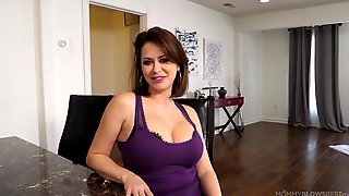 Mommy Sucks Like A Whore And Swallows Like A Goddess