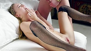 Sensual Young Model Jenny Wild Likes Face-fucking And Sperm So Much