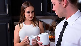 Cassidy Klein Fucking In The Office With Her Outie Pussy