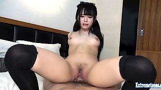 Jav Amateur Haneda Fucks Uncensored Sexy Babes Big Ass Ripples As She Does Doggy Big