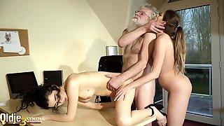 Threesome, Old Man