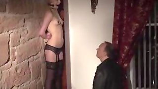 SUBSPACELAND - 4 Slaves Punished And Humiliated By Master He Fucks And Slap