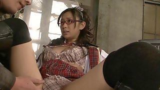 Xv-933 - Max Girls 39 - School Akiba Semen Glasses - Akb - Na Na And Nana Ogura