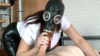 Rubber Mask We Love It - AngelEyes
