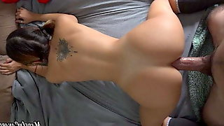 ANAL Sex With Amateur Spanish Teen Girl