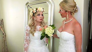 Matures Have Intercourse Teenagers - Two Brides, One Groom 1 - Robby Echo