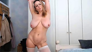 Busty CharlotteRoseUK Does A Skillful Ass To Mouth - Blonde Angel - Angel Eyes