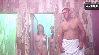 Wife Shared In Sauna