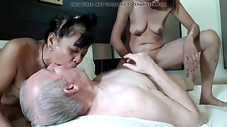 Squirt Insane Beauties - Eating Double Squirts Part 1