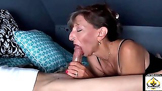 Sexy Mother Id Like To Fuck Sucks So ADMIRABLE This Chab Cums Three Times