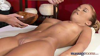 Massage Rooms Hawt Lesbos Cum Intensely