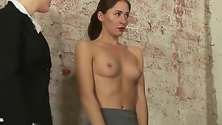 Kinky In Natures Garb Job Interview