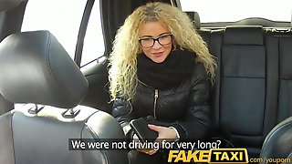 FakeTaxi Czech Gal Sucks And Takes Large Ramrod