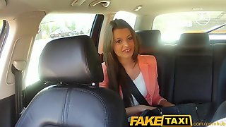 FakeTaxi Beauty Pounded To Make Up For Taxi Fare