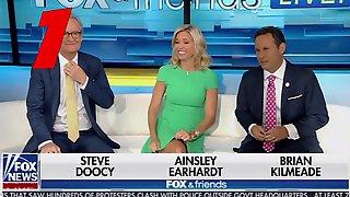 Fox News Ainsley Earhardt, Top 10 Upskirt & Legs Crossed