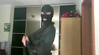 Masked Lady - SexyAlinaXXX