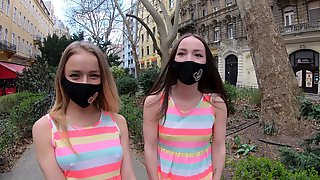 Kinky Best Friends Alexa Flexy And Kate Quinn Have A Threesome