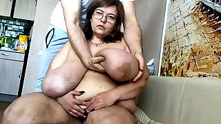 Real Saggy Woman