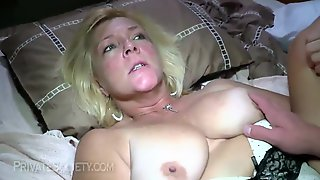 Mrs Baldwin Is Drunk And Ready To Fuck