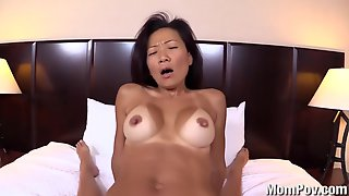 Thai Housewife Hot Pov Sex Video