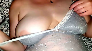 Pussy Of My Wife Filled With Sperm