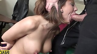 Busty Milf Submissive