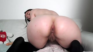 Non Stop Farting And Creamy Anal Bang