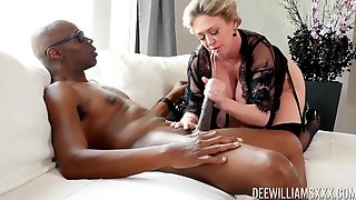 Dee Williams Gets Bbc Anal