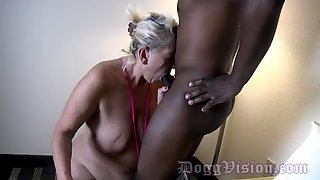GILF Anal Drilled By Thirty Years Younger BBC