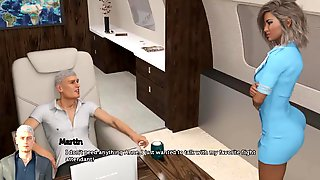 Cuckold Pair:Wife And A Stewardess-S4E5