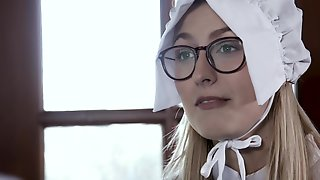 Hot Ass Neighbor Alexa Grace Drops Her Clothes To Be Fucked Hard