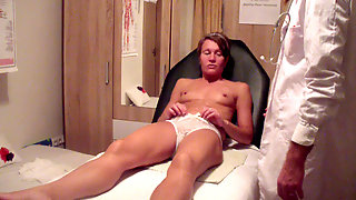 Doctor Chesnokov Pummels And Deflorates Youthful Russian Student